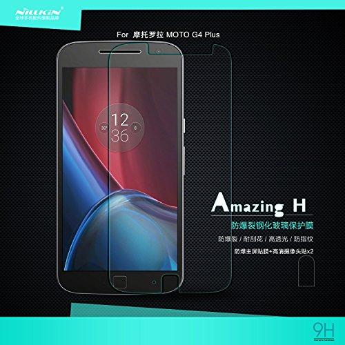 Nillkin Amazing H - Protector de pantalla de cristal templado 9H para...
