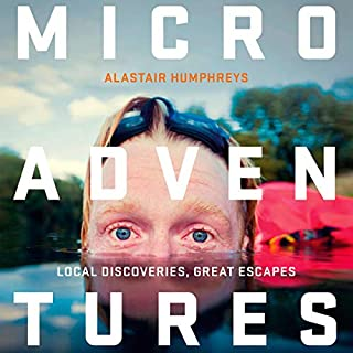 Microadventures cover art