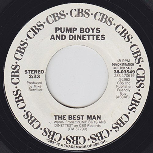The Night Dolly Parton Was Almost Mine / The Best Man [Vinyl Single 7'']