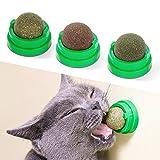 Best Cat Toys - Potaroma 3 Silvervine Catnip Balls, Edible Kitty Toys Review