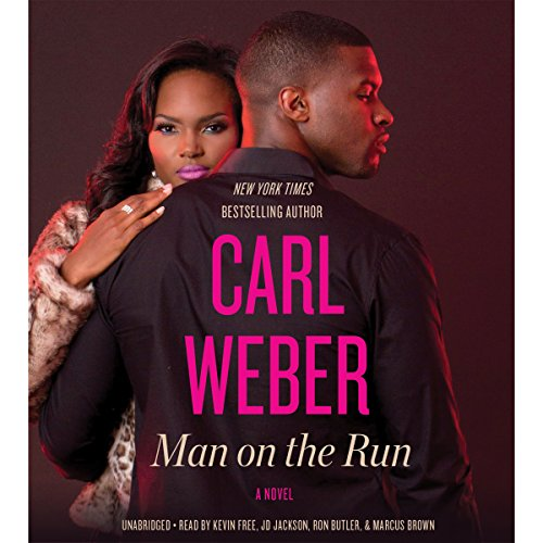 Man on the Run audiobook cover art