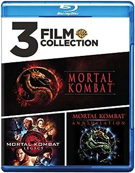 Mortal Kombat Triple Feature [Blu-ray]