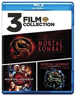 Mortal Kombat / Mortal Kombat 2 / Mortal Kombat [Blu-ray]