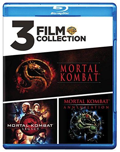 Mortal Kombat / Mortal Kombat 2 / Mortal Kombat (3 Blu-Ray) [Edizione: Stati Uniti] [USA] [Blu-ray]