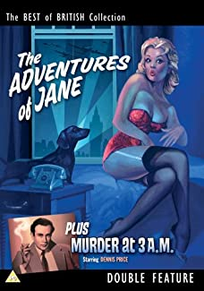 The Adventures Of Jane - Plus Murder At 3 A.M.