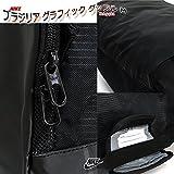 Nike Unisex Sporttasche Brasilia 6, schwarz, 62 x 33 x 35 cm, 62 Liter, BA4829-001 - 3