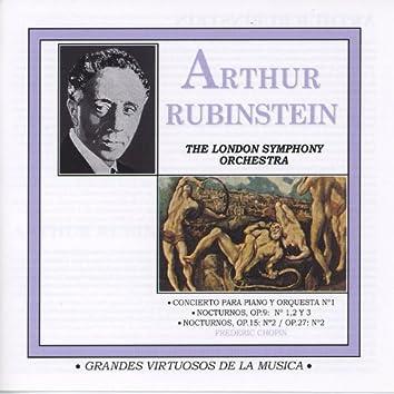 Grandes Virtuosos de la Música: Arthur Rubinstein, Vol.3