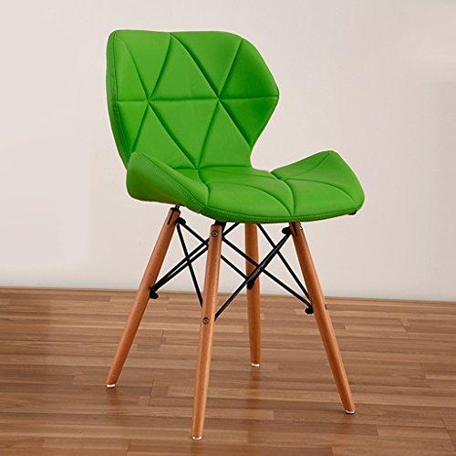 C&S CS Nordic minimalistische stoelen bureaucomputer backchairs eettafel vaste kruk eenvoudig en comfortabel