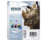Epson Original T1006 MultiPack Cyan, Magenta, Yellow