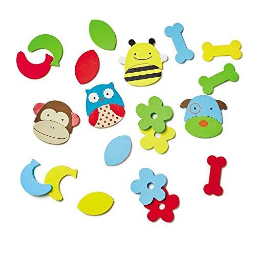 Skip Hop 235355 Zoo badspeelgoed kleine beker om te stapelen