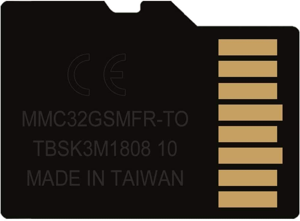 Micro SDHC Card Class 10 UHS-I Compatible high-Speed Micro SD Card-32 GB Memory Card SD