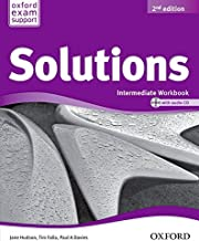 Solutions 2nd edition Intermediate. Workbook CD Pack