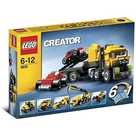 レゴ (LEGO) クリエイター ハイウェイ輸送車 4891