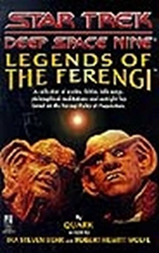 Legends of the Ferengi (Star Trek: Deep Space Nine) (English Edition)