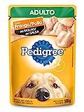 Ração Úmida Pedigree Sachê Frango ao Molho Para Cães Adultos 100g