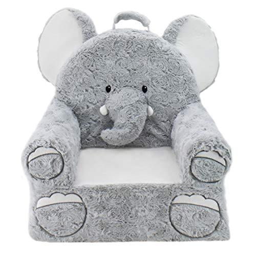 Soft Landing Sweet Seats Elephant Children's Soft Chair
