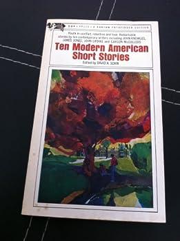Ten Modern American Short Stories 0553245996 Book Cover