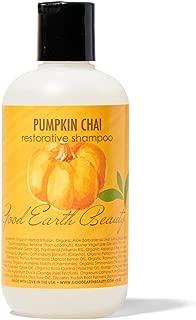 Good Earth Beauty Shampoo Pumpkin Chai Natural