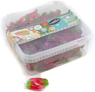 Deine Naschbox - Fruchtgummi-Hot-Chillis - 1kg Naschbox.