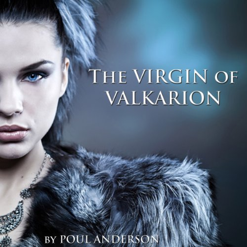 The Virgin of Valkarion audiobook cover art