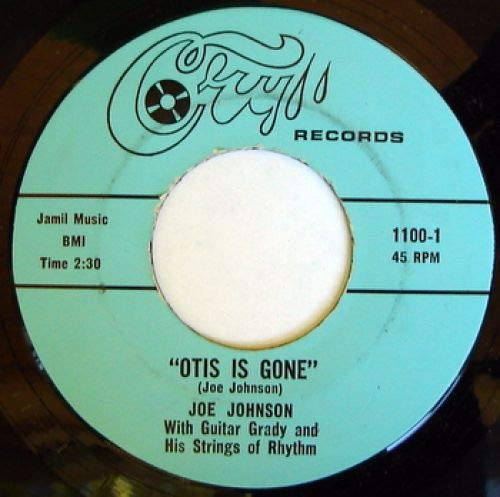 otis is gone / got my oil well pumpin'