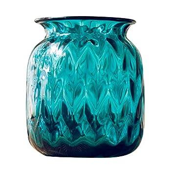 Best teal glass vases Reviews