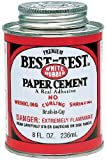 Best-Test 1332 8oz. Rubber Cement with Brush in Cap