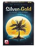 NSV - 4088 – Silver & Gold – Juego de Cartas