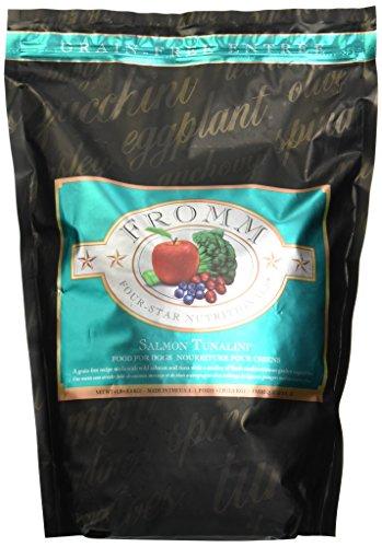 Fromm Four-Star Salmon Tunalini Dog Food, 4 lb by