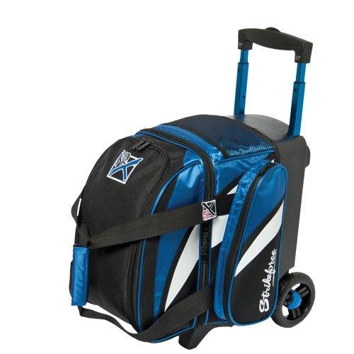 KR Strikeforce Cruiser Single Roller Bag, Royal/White/Black