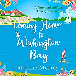 Coming Home to Wishington Bay audiobook cover art