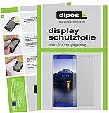 dipos I 6X Schutzfolie matt kompatibel mit Doogee BL12000 Folie Bildschirmschutzfolie