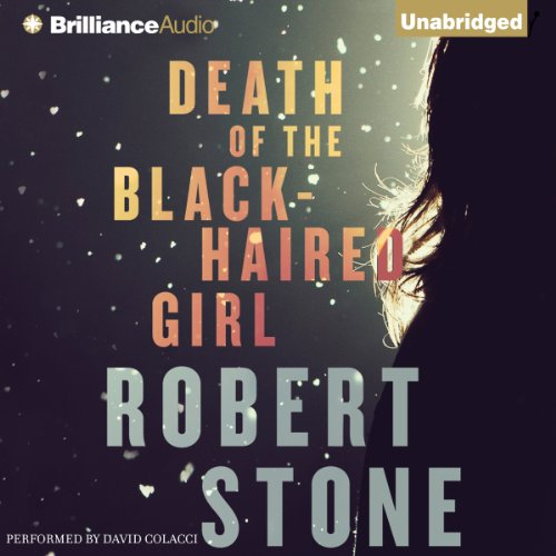 Death of the Black-Haired Girl audiobook cover art