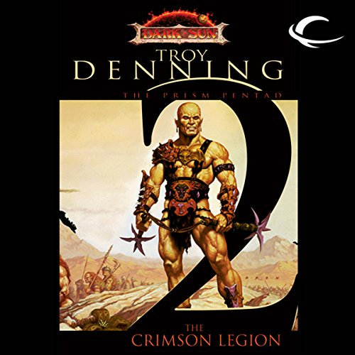 The Crimson Legion cover art