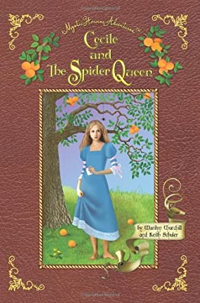 Cecile and The Spider Queen