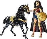 Mattel DC Comics Wonder Woman mit Pferd, Farbe FDF44