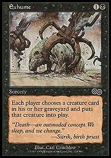 Magic the Gathering - Exhume - Urzas Saga