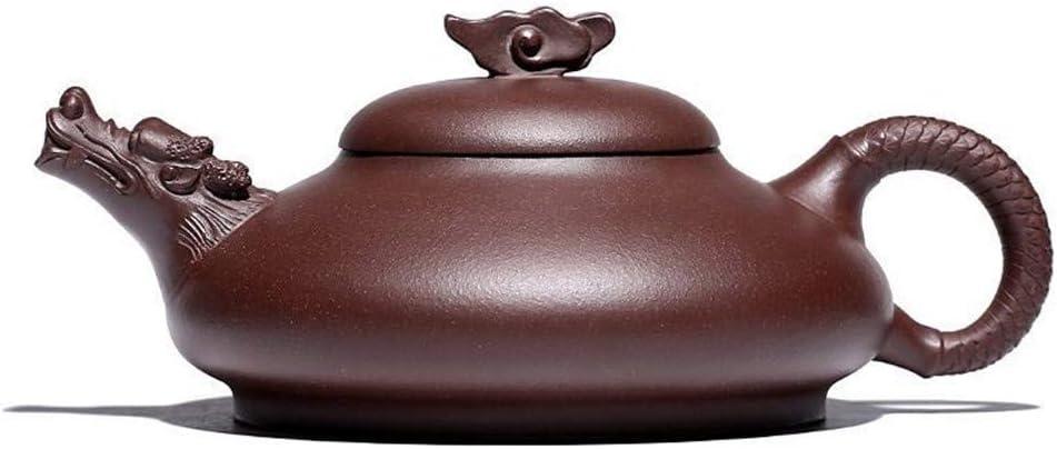 San Francisco Mall HUAXUE Teapot Japanese, The Dragon shopping Purple Cup Cl Tea