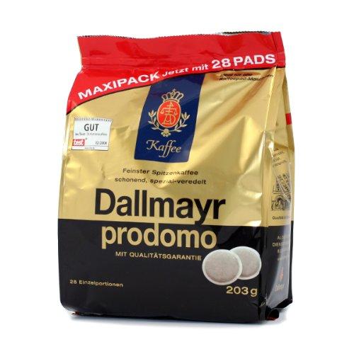 Dallmayr Prodomo KaffeePads 28 Stuck