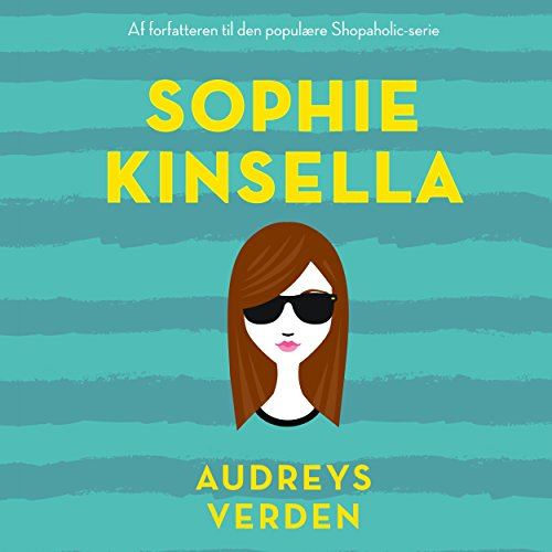 Audreys verden audiobook cover art