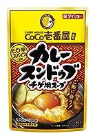 ダイショー CoCo壱番屋カレースンドゥブチゲスープ 300g×10個