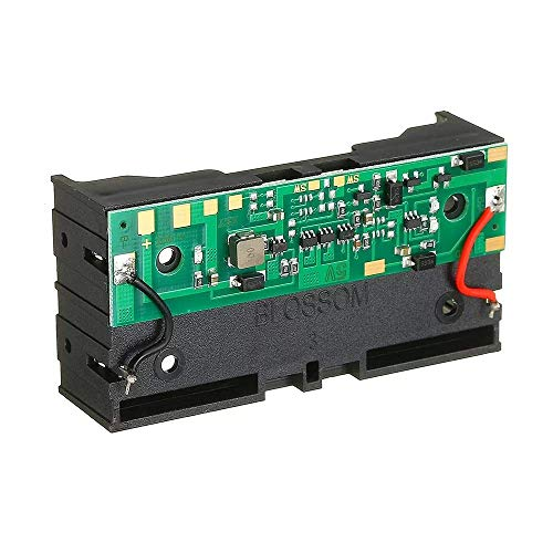 YUQIYU 5V 2 * 18650 UPSLithium Battery Charging Uninterrupted Protection Integrated Board Boost Module With Battery Holder High Efficiency Module Module Receivers