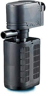 Mumoo Bear Submersible Aquarium Internal Filter 12W, Adjustable Fish Tank Filter with 1000 l/hr. Water Pum