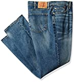Levi's Men's Big and Tall 541 Athletic Fit Jean, Black Stone -...