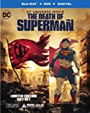 The Death of Superman Deluxe Edition (Blu-ray)