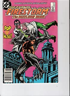 The Fury of Firestorm #38 (Pop Goes the Weasel, 1)