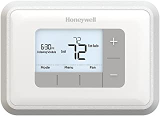Honeywell RTH6360D1002/E Programmable Thermostat, 5-2 Schedule