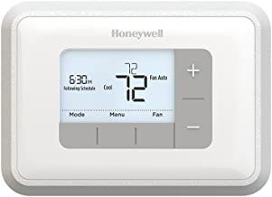 Honeywell RTH6360D1002/E Programmable Thermostat, 5-2 Schedule, White