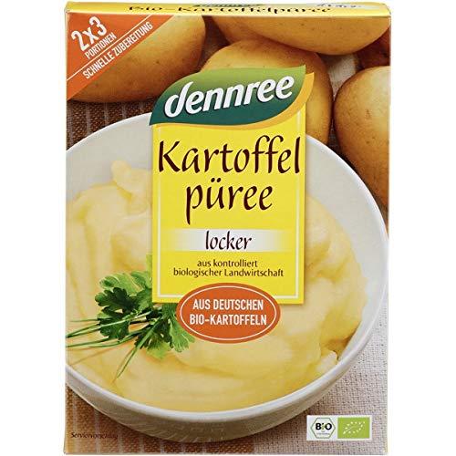 dennree Kartoffelpüree (160 g) - Bio