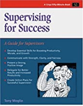 Supervising for Success: 1st (First) Edition